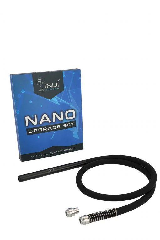 INVI Nano 2-Schlauch Set Edelstahl Upgrade