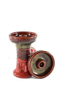 HookahJohn 80ft ESPANA Red Eye Bowl
