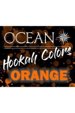 Ocean Hookah Colors 50g - ORANGE