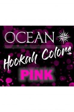 Ocean Hookah Colors 50g - PINK