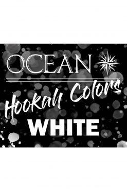 Hookah Color - White