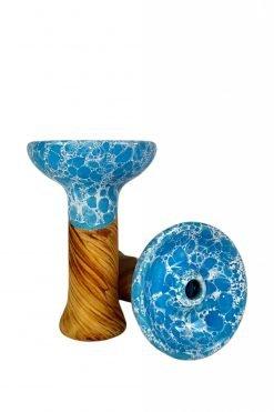 2x2 Hookah Medium Blue