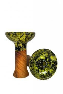 2x2 Hookah Medium Lime Phunnel
